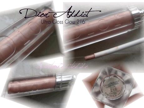 Dior Sommerlook 2010: Dior Addict Ultra-Gloss