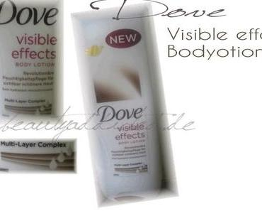 Dove Visible Effects Bodylotion