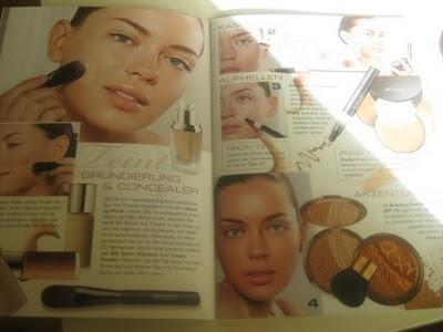 Artdeco Make up Guide