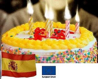 Spanien feiert silberne Hochzeit: Europa hat die Anstrengung gelohnt!