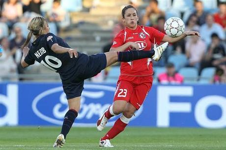 Football - UEFA Women Champions League