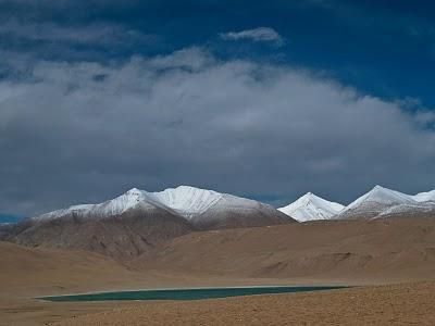 Ladakh, a dream not only for motor bikers