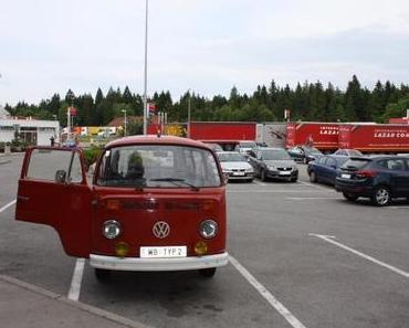 VW Käfertreffen Rovinj 2010 vom VW Buba Klub Zagreb