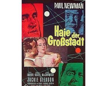 """Haie der Großstadt"" / ""The Hustler"" [USA 1961]"