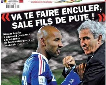Frankreichs Nationalteam laufen die Sponsoren davon
