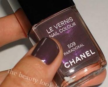 Chanel Fall 210: Paradoxal