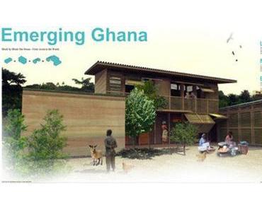 Open Source  – Häuser für Ghana