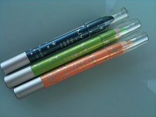 NYX  - Glittermania Jumbo Pencils