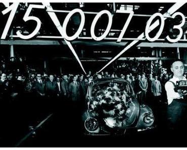 Jubiläum 40 Jahre VW Käfer 1302