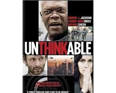 Folter-Thrillerdrama UNTHINKABLE auf DVD