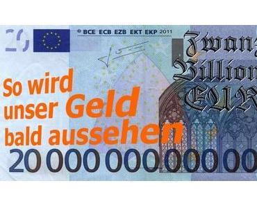 Jetzt bestellbar: Flyer zur Aufklärung über das Geldsystem