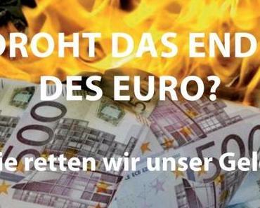 Vortrag in Stuttgart: Droht das Ende des Euro? Wie retten wir unser Geld?