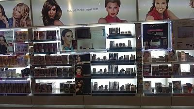 Beauty Shopping in Frankfurt