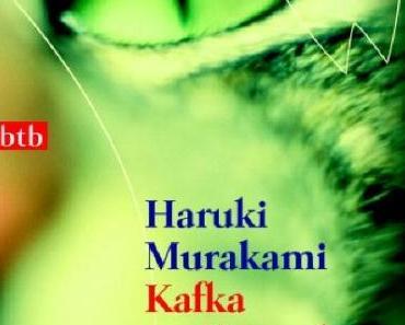 Haruki Murakami: Kafka am Strand.