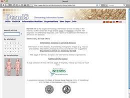 Weblink der Woche: DermIS