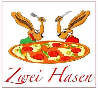 Zwei Hasen in Mannheim