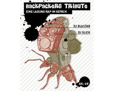 Backpackers Tribute – eine Ladung Rap im Gepäck!