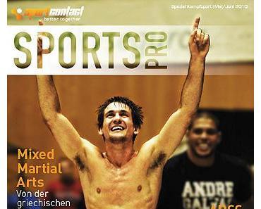 Neues, kostenloses Sportmagazin aus der Schweiz