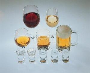 Alkohol und Medikamente