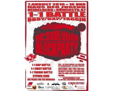 Re:SOULution Block Party die 2.