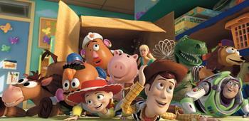 Filmkritik zu Pixars dritten 'Toy Story' Animationsfilm