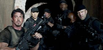 5teilige Behind The Scenes Serie zu 'The Expendables'