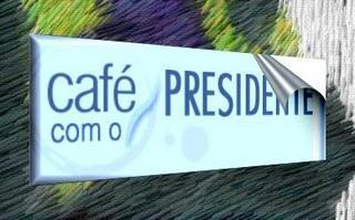 Auf eine Tasse Kaffee mit dem Präsidenten