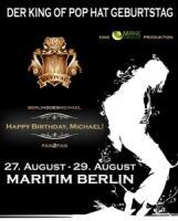 "Berlin sagt: ""Happy Birthday, Michael Jackson!"""