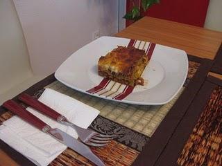 Die beste Lasagne der Welt