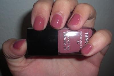 Chanel - Rose Confidentiel