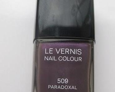 Chanel Nagellack 509 Paradoxal