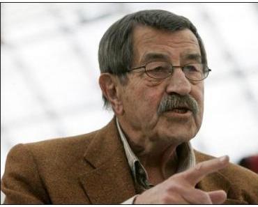 Günter Grass kritisiert junge Schriftsteller