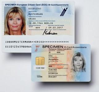 Der neue deutsche Personalausweis: Jetzt mit Mikrocomputer on Board