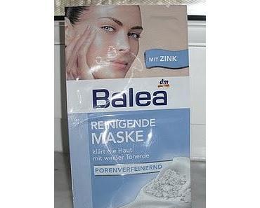 Balea - Reinigende Maske