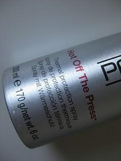 Paul Mitchell Hot Off The Press