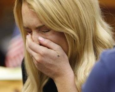 Richter schickt Lindsay Lohan in Untersuchungshaft!