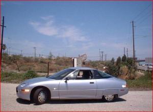 das Elektroauto, das nicht überleben durfte: der EV 1