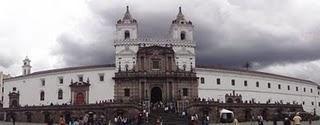 Quito und Casa de Ciclista in Tumbaco