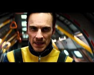 "Erster ""X-Men: First Class"" Trailer"