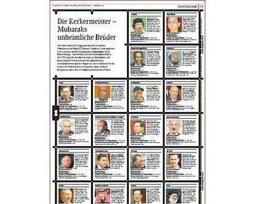 Mubarak ist nicht allein: Die 20 schlimmsten Diktatoren der Welt