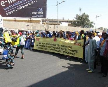 Weltsozialforum in Dakar