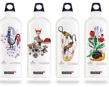 SIGG & Finlandia Vodka: limitierte Edition & Gewinnspiel