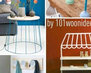 I´m quick get away...to lovley DIYprojects by 101woonideeen