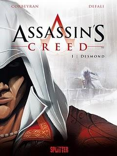 Assassin's Creed 1: Desmond - Corbeyran/Defali