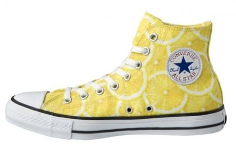 Japan Import Converse Chucks - Lemon