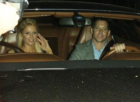 Socialite Paris Hilton and her bad boy beau Cy Waits were involved in a hot and run accident with a female photographer after a family night out at Boa steakhouse in West Hollywood, California on September 29, 2010. Paris took to her twitter account after the incident saying Lovely evening with friends and family ruined by aggressive paparazzi, she then Tweeted. They are literally insane! As the couple were surrounded by the videographers and photographers its not to anyones surprise that Cy Waits hit and run was caught on video. What will happen to the bad boy now?   Fame Pictures, Inc