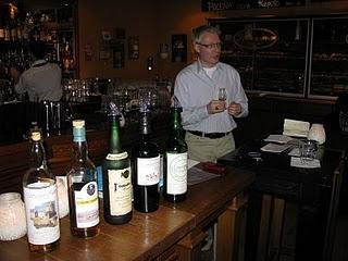 17. April 2010: Whisky-Tasting im Havanna, Luzern