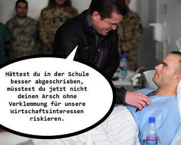 Quousque tandem, Herr Minister?