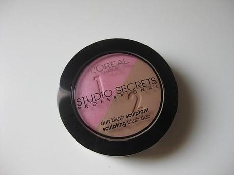 L'Oreal Studio Secrets Duo Blush
