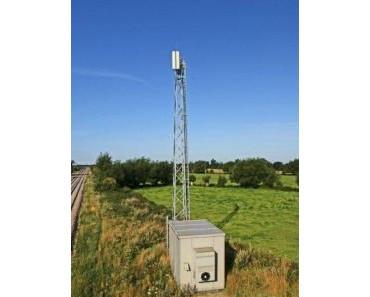 Bekanntgabe geplanter Standorte von Mobilfunkmasten wird mit bis zu drei Jahren Freiheitsstrafe geahndet!